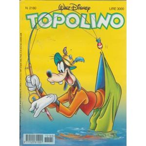 Topolino - Walt Disney - Numero 2180
