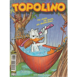 Topolino - Walt Disney - Numero 2287