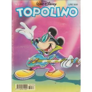 Topolino - Walt Disney - Numero 2177