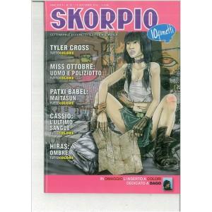 Skorpio - settimanale n. 37 2015