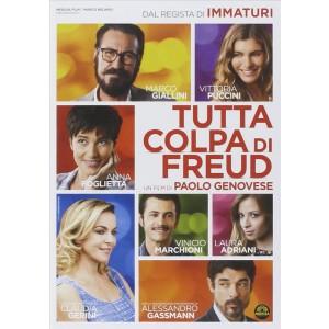 Tutta Colpa Di Freud - Marco Giallini - DVD