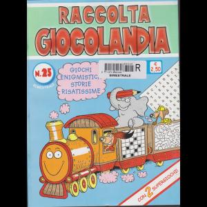 Raccolta Giocolandia - n. 25 - bimestrale -