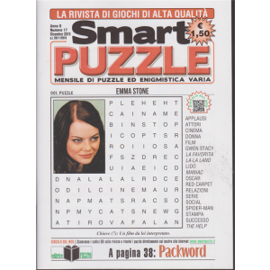 Smart Puzzle - n. 17 - dicembre 2018 - mensile