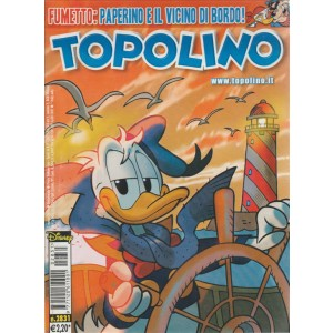 Topolino - Walt Disney - Numero 2831