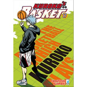 Manga KUROKO'S BASKET n. 17 - Collana Dragon n.207 - Star Comics