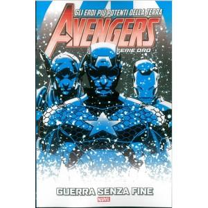 "The Avengers serie oro - Ventunesima uscita ""Guerra senza fine"