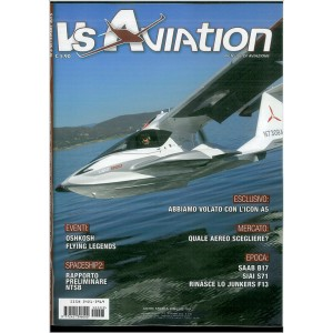 Vs Aviation - mensile di Aviazione n.3 Settembre 2015