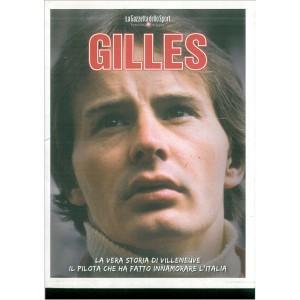 GILLES:la vera storia di Villeneuve-pilota che ha fatto innamorare l'Italia