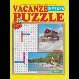 Vacanze Puzzle - Inverno - N.451
