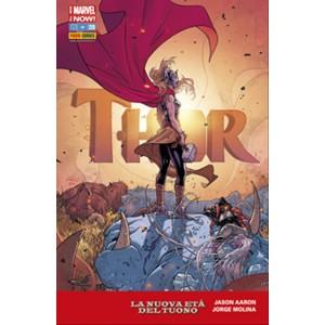 THOR 5 ALL NEW MARVEL NOW! - Marvel Italia - Thor 198