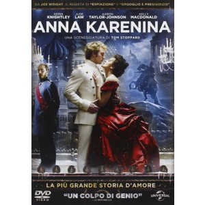 Anna Karenina - Matthew Macfadyen - DVD