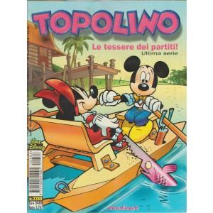 TOPOLINO - WALT DISNEY - NUMERO 2388