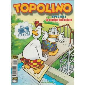 TOPOLINO - WALT DISNEY - NUMERO 2384