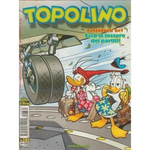 TOPOLINO - WALT DISNEY - NUMERO 2385