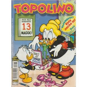 TOPOLINO - WALT DISNEY - NUMERO 2372