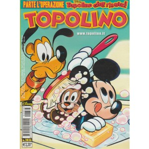 TOPOLINO - WALT DISNEY - NUMERO 2836