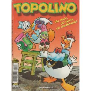 TOPOLINO - WALT DISNEY - NUMERO 2267