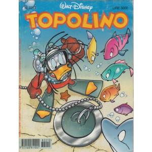 TOPOLINO - WALT DISNEY - NUMERO 2210