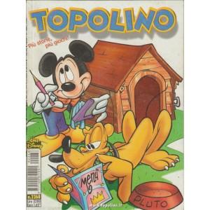 TOPOLINO - WALT DISNEY - NUMERO 2268