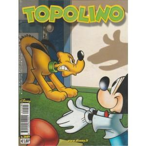 TOPOLINO - WALT DISNEY - NUMERO 2449