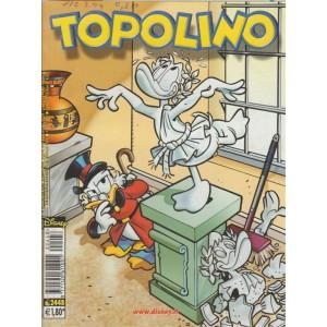 TOPOLINO - WALT DISNEY - NUMERO 2448