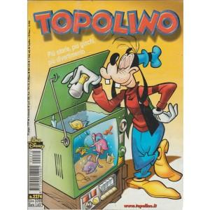 TOPOLINO - WALT DISNEY - NUMERO 2274
