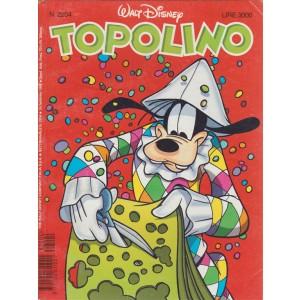 TOPOLINO - WALT DISNEY - NUMERO 2204