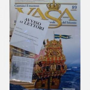 Costruisci il maestoso Vasa Tettuccio a cupola C87, decorazioni C87a, C87f, C87l, C87m (5 pezzi)