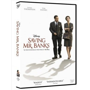 Saving Mr. Banks - Tom Hanks - DVD