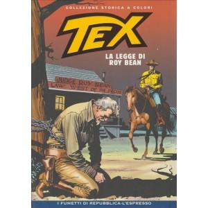 Tex Collezione Storica a colori - La legge di Roy Bean #53 - I fumetti di Repubblica