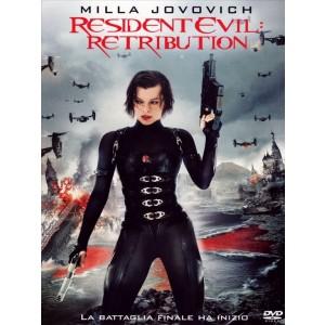 Resident Evil - Retribution - Milla Jovovich - DVD