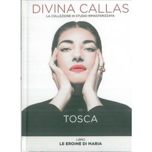 CD+libro TOSCA Divina Callas vol. 2-la collezione in studio rimasterizzata