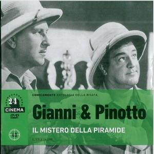 DVD Gianni & Pinotto: Il mistero della Piramide