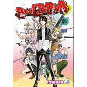 Manga BEELZEBUB n.28 - Collana Dragon 208 - Star Comics