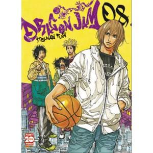 Manga DRAGON JAM 8 - collana LANTERNE ROSSE 12 - Planet Manga