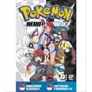 Pocket Manga - Pokemon Nero E Bianco - GP Manga