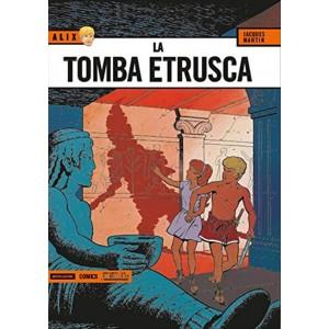 Alix Vol.1 - La tomba etrusca - Fumetto Mondadori Comics