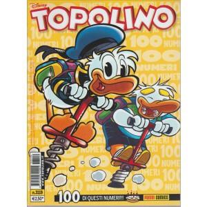Topolino - Panini Comics - numero 3119