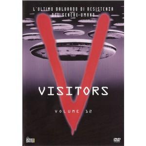 V - VISITORS Volume 12 - Film DVD