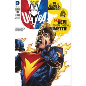 DC Multiverse 08: Multiversity 08 - DC COMICS Lion