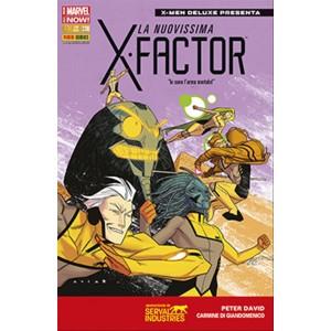 X-MEN DELUXE PRESENTA 236 LA NUOVISSIMA X-FACTOR 3 -Marvel ITALIA