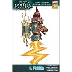 ROCKET RACCOON & IL LEGGENDARIO STAR-LORD 8 COVER A - Marvel Italia