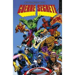 GUERRE SEGRETE CLASSIC 1 - MARVEL BEST SELLER 21 - Marvel Italia