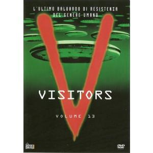 V - VISITORS Volume 13 - Film DVD