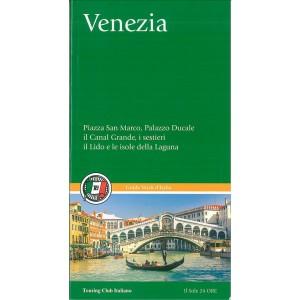 Guide Verdi d'Italia del Touring Club Italiano - Venezia