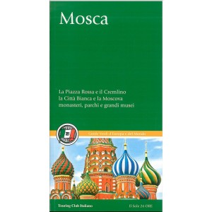 Guide Verdi d'Europa e del Mondo del Touring Club Italiano - Mosca