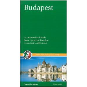 Guide Verdi d'Europa e del Mondo del Touring Club Italiano - BUDAPEST