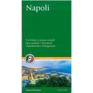 Guide Verdi d'Italia del Touring Club Italiano - Napoli