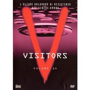 V - VISITORS Volume 14 - Film DVD