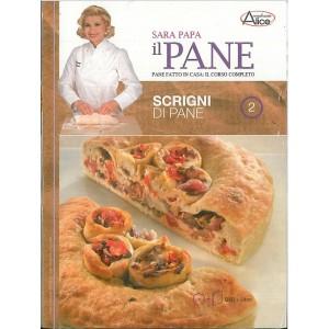Accademia Del Pane di Sara Papa - Pane Classico n.2 - DVD + Libro